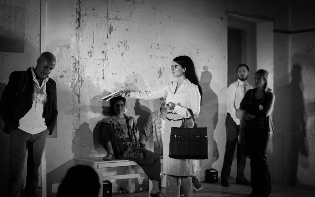 'Appuntamenti' by Dù Theatre – USPA