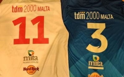 University of Malta Futsal and TDM 2000 Malta Announce Sponsorship Collaboration!