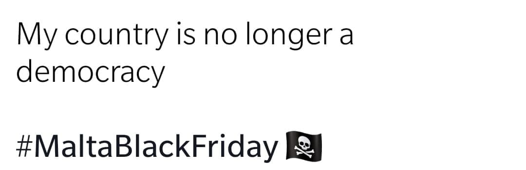 The New Meaning of Black Friday
