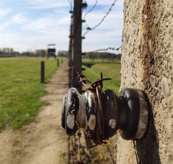 Today, 27th January 2020 marks the 75th anniversary of when prisoners were liberated from Auschwitz-Birkenau.
