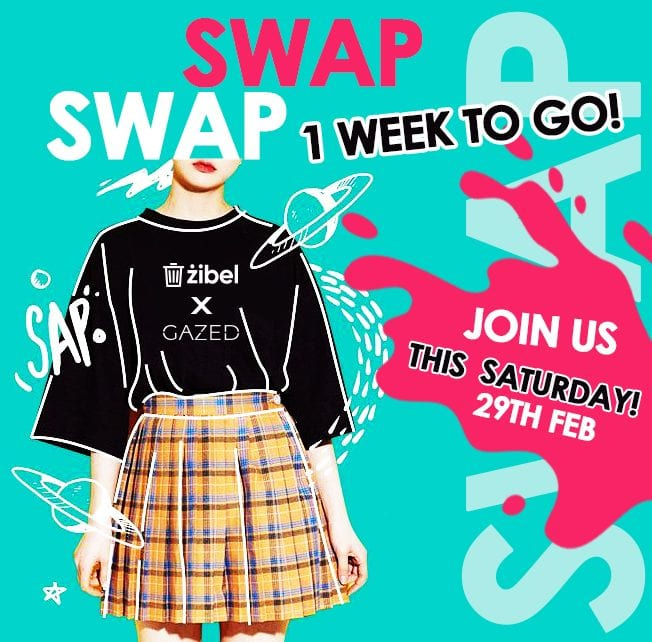 Swap the 3rd Edition to be Held at UNI Common Room