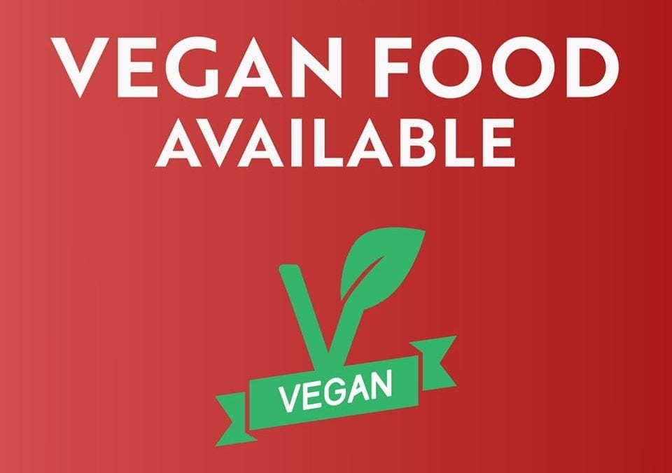 Vegan Options Now at JC Canteen