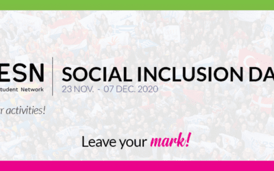 Participate in ESN's Social Inclusion Days