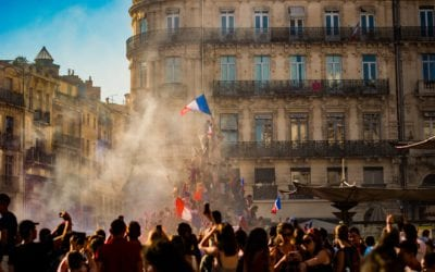 Why thousands are marching against France's new National Security Bill