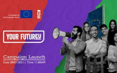 The Your FuturEU Campaign has been Launched by KSU
