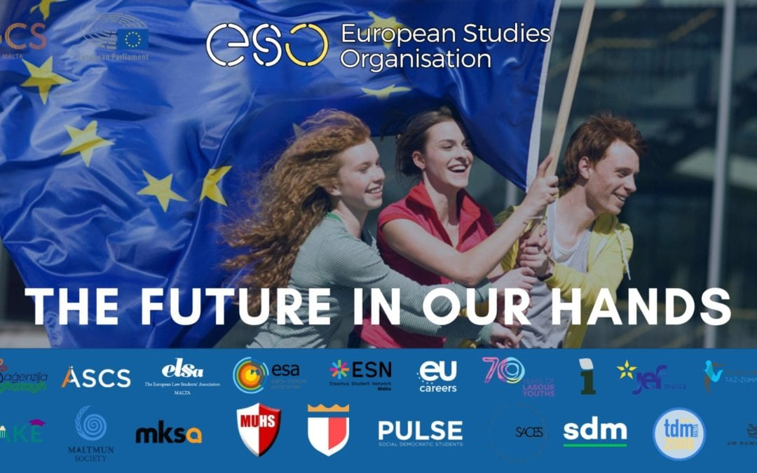 Check Out ESO's The Future in Our Hands Campaign