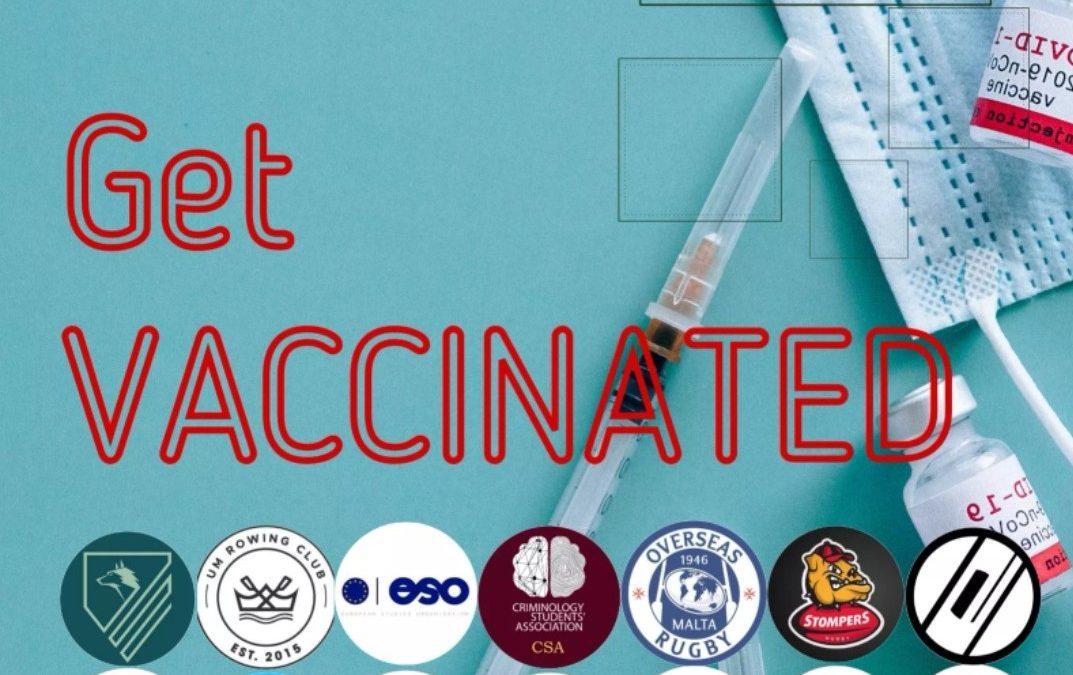 #GetVaccinated: Rugby Clubs and Student Organisations unite in Drive to encourage Youth Vaccination